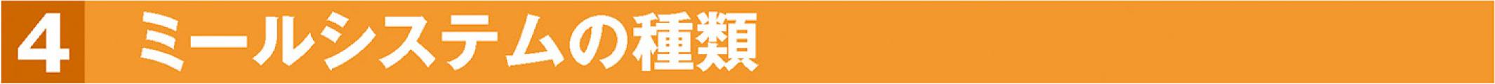 4.生協食堂定期券 ミールシステム