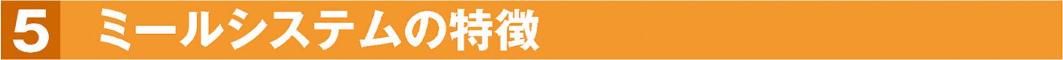 5.生協食堂定期券 ミールシステム